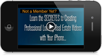 Real Estate iPhonevideography  Course